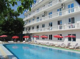 Hotel Rusalochka, hotel in Lermontovo