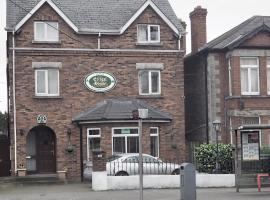 Errigal Guest House, B&B in Dublin