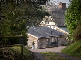 The Steppes Holiday Cottages, hotel in Hereford