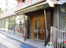 Hotel Zurigo, hotel in Varazze