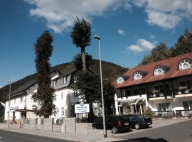 Hotel-Gasthof Hüttensteinach, Hotel in Sonneberg