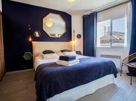 Home Chic Home - Les Toits de l'Argenterie - NETFLIX, hotel near Canourgue Square, Montpellier