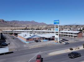 Super Lodge Motel El Paso, motel in El Paso