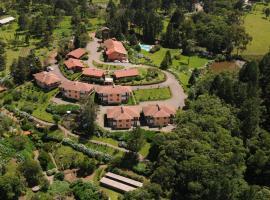 Hotel Bangalôs da Serra, hotel near Snowland Gramado, Gramado