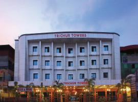 Trichur Towers, accessible hotel in Trichūr