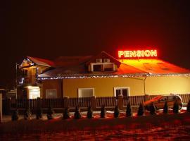 Penzion Rozkoš, hotel in Průhonice