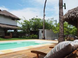 Barra Grande Beach Club, hotel with pools in Barra Grande