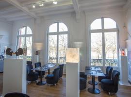 L'Esplanade Lille, hotel near Zoo Lille, Lille