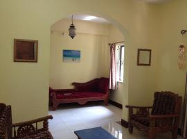 House Of The Rising Sun, self catering accommodation in Siolim