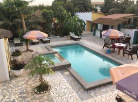 Mango Lodge Gambia, hotel near Tanji Village Museum, Brufut