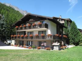 Ferienhaus Alea, hotel in Saas-Grund