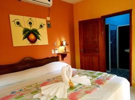 Hotel Sacbe Coba, hotel in Coba
