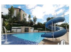 Enseada Nautico Residence, hotel near Náutico Praia Clube, Caldas Novas