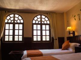 Cruz Loma Hotel, hotel near Capilla del Hombre Museum, Quito