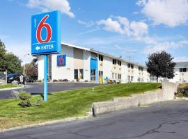 Motel 6-Idaho Falls, ID, hotel in Idaho Falls