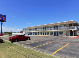 Motel 6-Corpus Christi, TX - East - North Padre Island, hotel in Corpus Christi