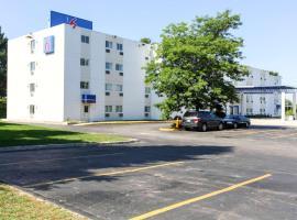 Motel 6-Portland, ME, отель в городе Портленд