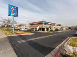 Motel 6-El Paso, TX - East, motel in El Paso