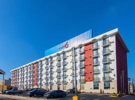 Motel 6-Atlanta, GA - Virginia Ave, отель в Атланте