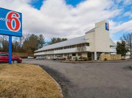 Motel 6-Knoxville, TN - North, motel in Knoxville