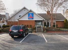 Studio 6-Greensboro, NC, hotel in Greensboro