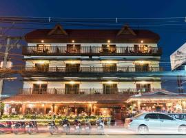 Jomtien Boathouse, отель в городе Джомтьен-Бич
