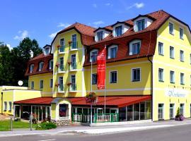 Hotel-Restaurant Kirchenwirt Aigen, Hotel in Aigen im Ennstal