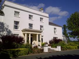 Fishmore Hall Hotel and Boutique Spa, hotel in Ludlow