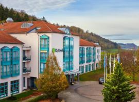 H+ Hotel Limes Thermen Aalen, hotel in Aalen