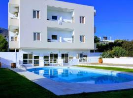 Mastorakis Hotel and Studios, serviced apartment in Hersonissos