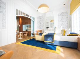 Raphael Suites by Smartflats, apartment in Antwerp