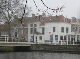 Kromme weele 26, holiday home in Middelburg