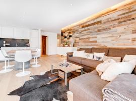 Appartement Zimba Blick by A-Appartments, Hotel in Bürserberg