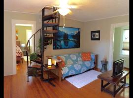 Cottage Asheville, vacation rental in Asheville