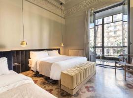 BUHO Boutique Rooms, homestay sa Barcelona