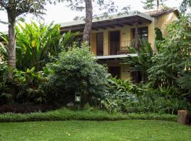 Hotel Las Farolas, hotel en Antigua Guatemala