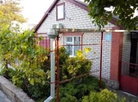 Country House on Suvorova 5/1, holiday home in Gelendzhik