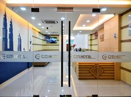 CITI HOTEL @ KL SENTRAL, hotel in Kuala Lumpur