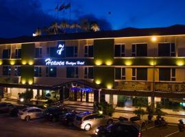 7 Heaven Boutique Hotel, hotel di Pasir Gudang