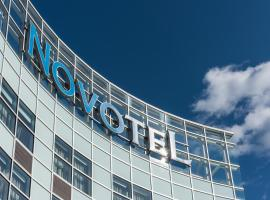 Novotel Montréal Aéroport, hotel near Montreal-Pierre Elliott Trudeau International Airport - YUL, Dorval