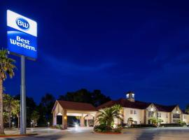 Best Western Bayou Inn and Suites, hotel in Lake Charles