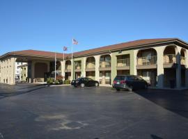 Best Western Executive Inn, hotel in Grove City