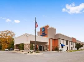 Best Western Delta Inn, hotel in Effingham
