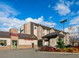 Best Western Pacific Inn, hotel in Vernon