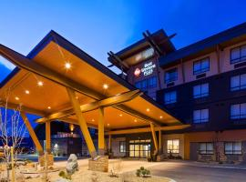 Best Western Plus Merritt Hotel, Hotel in Merritt