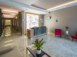 Best Western Plus Urban Larco Hotel, accessible hotel in Lima