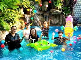 Arawan Pool Villa Hua Hin, hotel near Black Mountain Water Park, Hua Hin