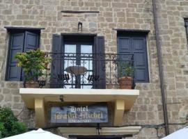 Saint Michel, B&B in Rhodes Town