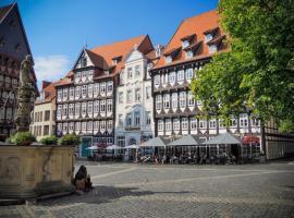 Van der Valk Hotel Hildesheim, Hotel in Hildesheim