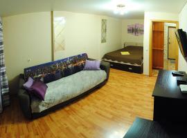 Aparments on Chapaeva, apartment in Kirov